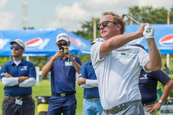 Clinic with Charley Hoffman - October 11